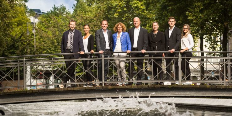 30 Jahre Mitgliedschaft: IVD ehrt Kleuren-Immobilien aus Köln