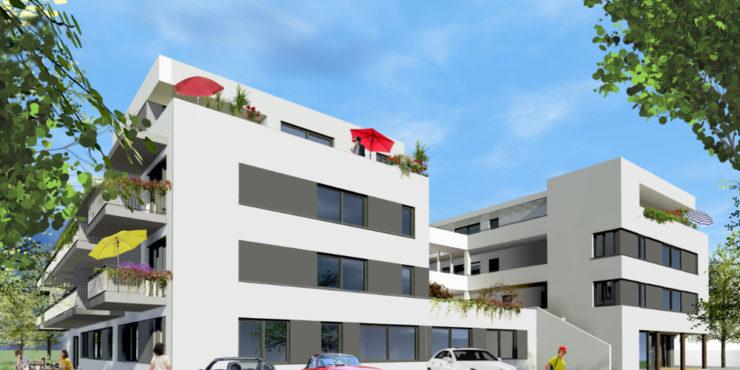 Exklusive Eigentumswohnungen in guter Lage