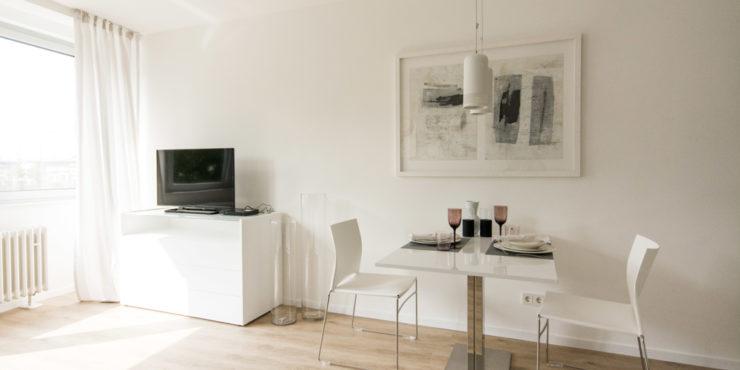 Köln-Zollstock: Achtung Studenten! Moderne 1-Zimmer-Apartments mit Einbauküche